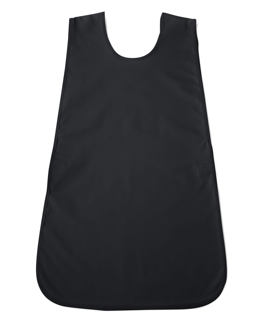 White tabard apron - Standard Tabard